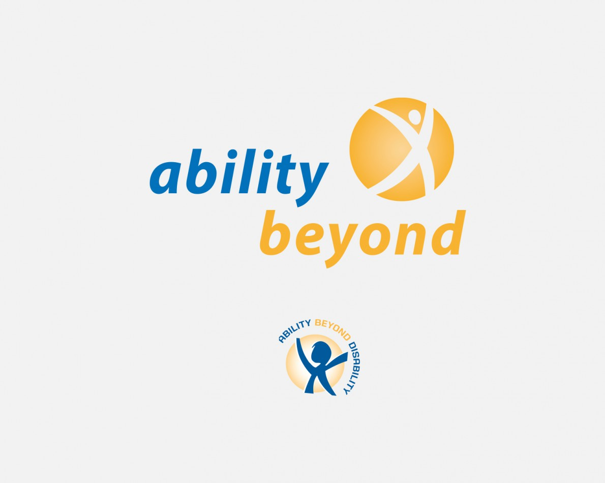 "Based on our research findings, we recommended removing the negative-sounding ""disability"" from the brand—and adopting an approach that celebrates ""ability"". The old logo, with its less-than-positive feel, was throughly refreshed to become... Positive imagery. Positve name. Positive attitude. By focusing on ""ability"" the organization is now perceived in a more optimistic light."