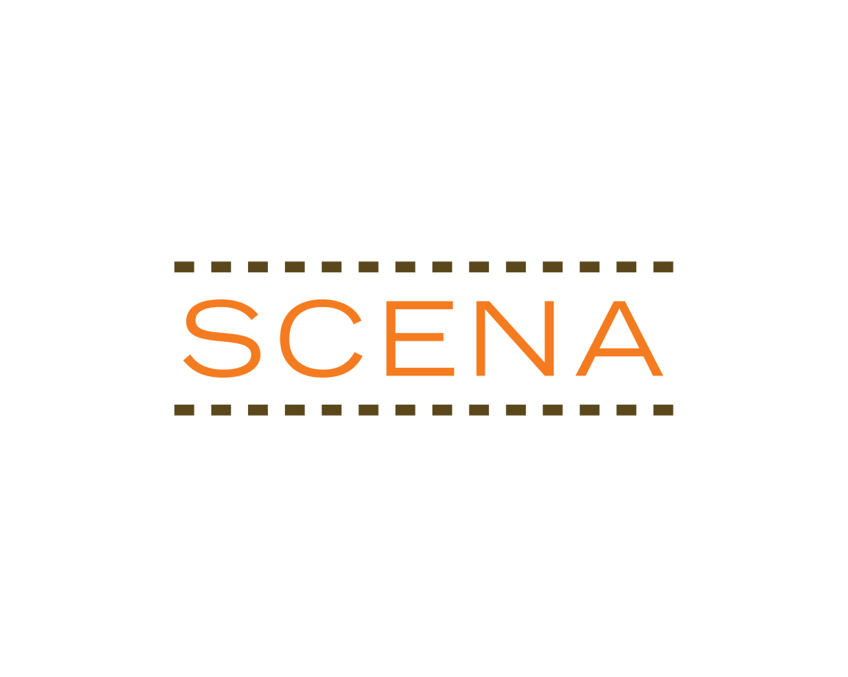 New approaches to logo and design were a paramount element for Scena's business building strategy.